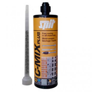 C-MIX PLUS RESIN INJECTION ANCHOR