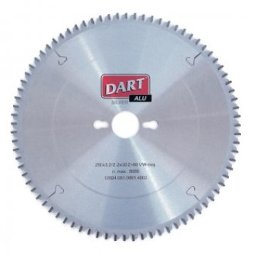 CIRCULAR SAW BLADES FOR ALUMINIUM