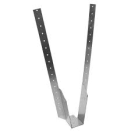 LONG LEG TIMBER JOIST HANGER EITHER 450MM OR 600MM LEG LENGTH