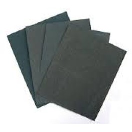 WET AND DRY SHEETS AND SANDPAPER SHEETS